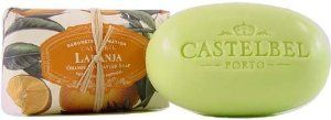 Orange Soap, Triple Milled, Beautifully Wrapped- Castelbel, Portugal, 5.3 Oz 3 Pack by Castelbel. $18.99. Gentle enough for every day use. Nourishing and beneficial. Product of Portugal. No animal testing. Quality timeless fragrances. Orange  This vibrant and refreshing Sweet Orange fragrance truly captures the essence of a Portuguese summers day.Castelbel is a traditional Portuguese company dedicated to the manufacturing of soaps and home fragrance.Inspired b...