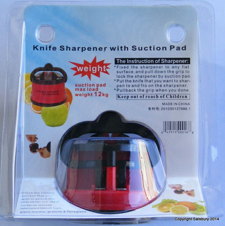 Great easy to use Knife Sharpener