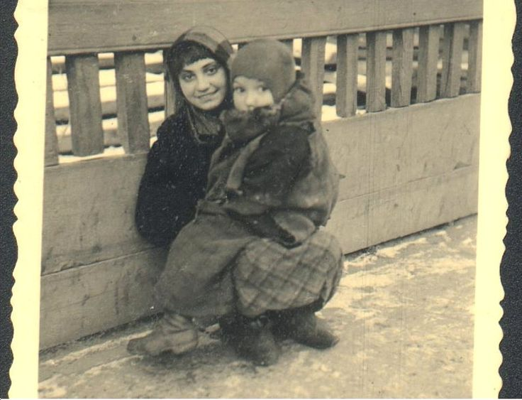 Lublin Ghetto. These were real people with real hopes and fears. Why couldn't the Nazis see this?