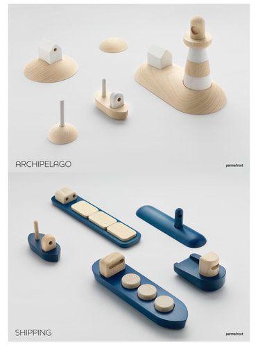 【ELLE】ノルウェー発ブランドによる本格派の木製おもちゃを発見!|エル・オンライン