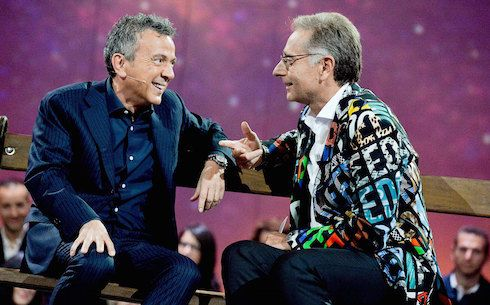 Ascolti tv del 19 gennaio: vince ancora Scherzi a parte