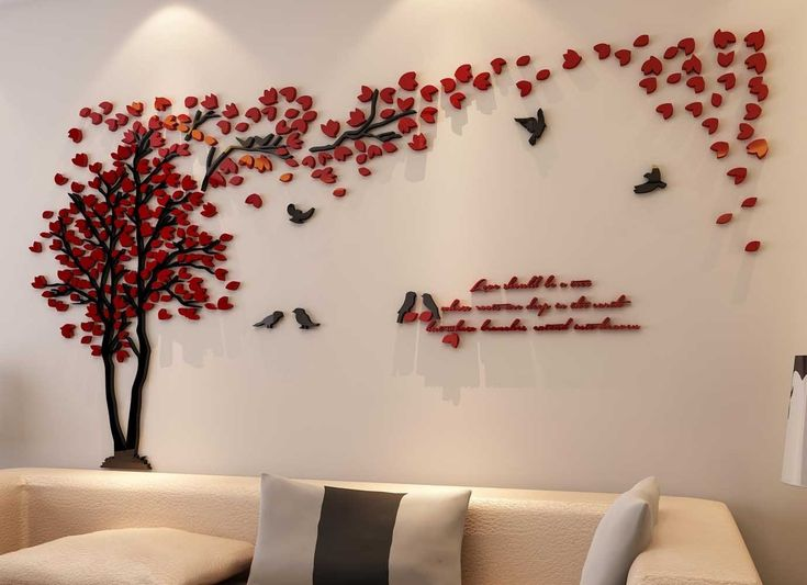 1000+ Ideas About Tree Wall Murals On Pinterest
