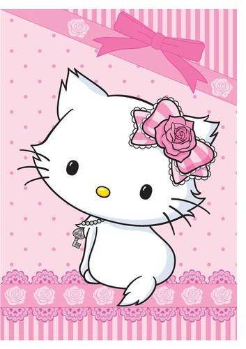 SANRIO Hello Kitty Bedroom Playroom Rug - Charmmy Kitty Sitting | eBay  £12