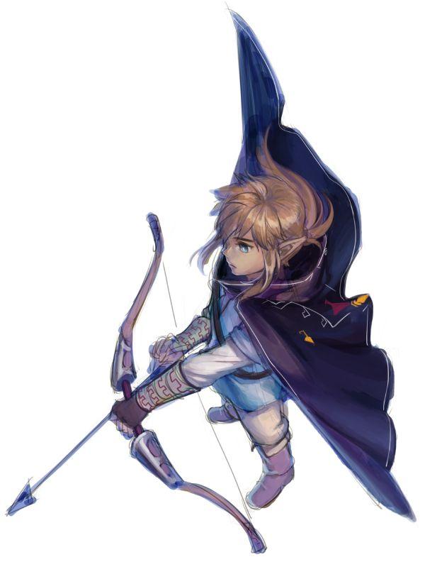 Legend of Link by 마코레 @makore997