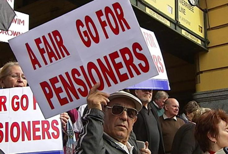 A fair go for Pensioners - 10% Discount on all senior moves.