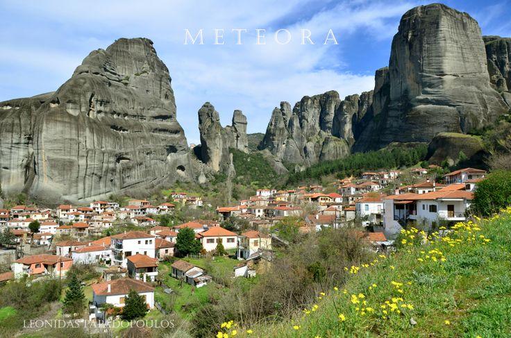 Meteora -GREECE