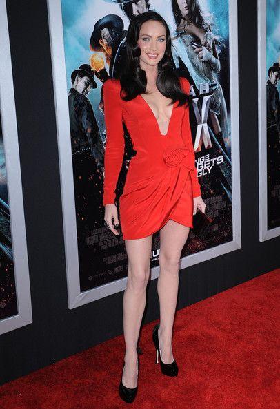 "Megan Fox Photos: Premiere of  ""Jonah Hex"""