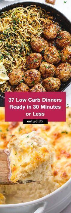 Low Carb-Rezepte in 30 Minuten oder weniger – Wenn Sie versuchen, Kohlenhydrate mit …  – Keto Lifestyle