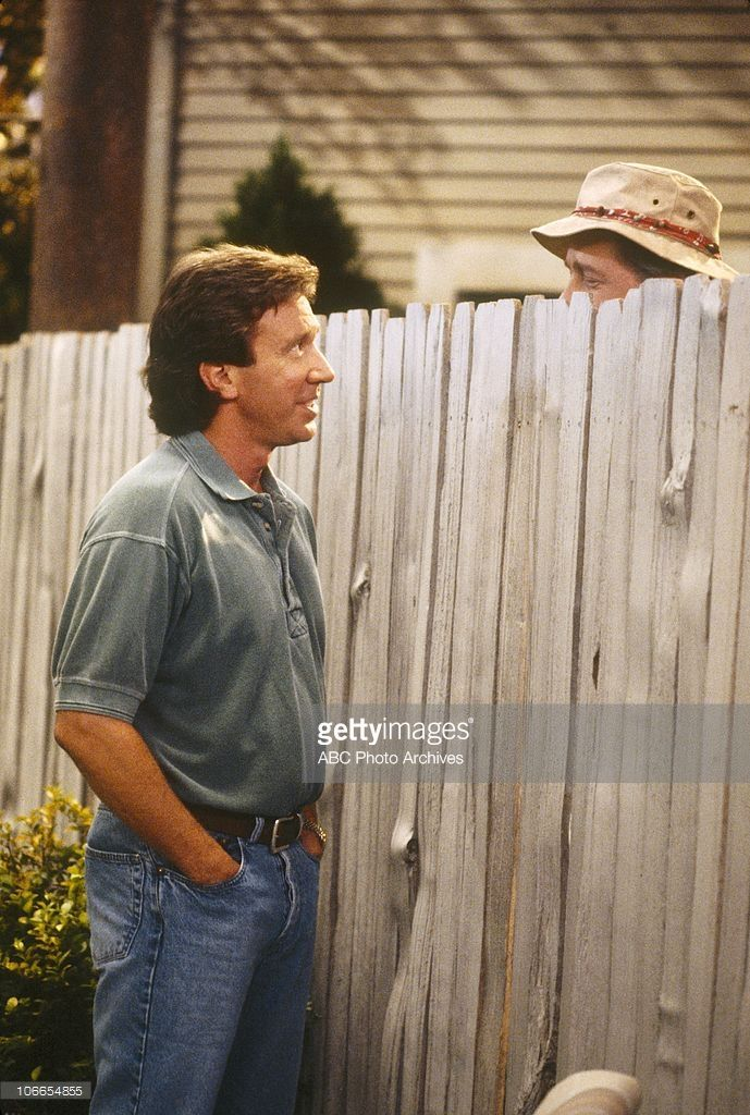 Home Improvement, Tim Allen, Earl Hindman (Photo by ABC Photo Archives/ABC via Getty Images