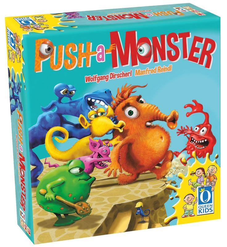 Push a Monster Kinderspiel des Jahres