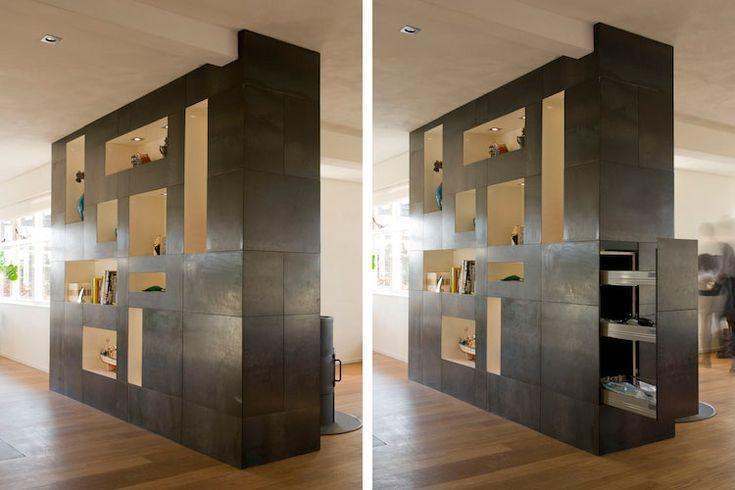 Apothekerskast Keuken Zelf Maken : Maatwerk kast is door opdrachtgever zelf uitgevoerd – warmgewalst