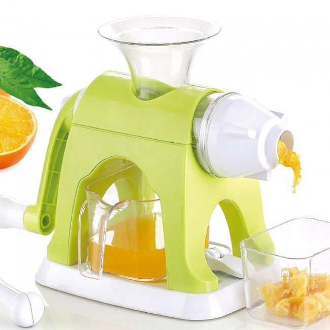 Orange chrome juicer reviews