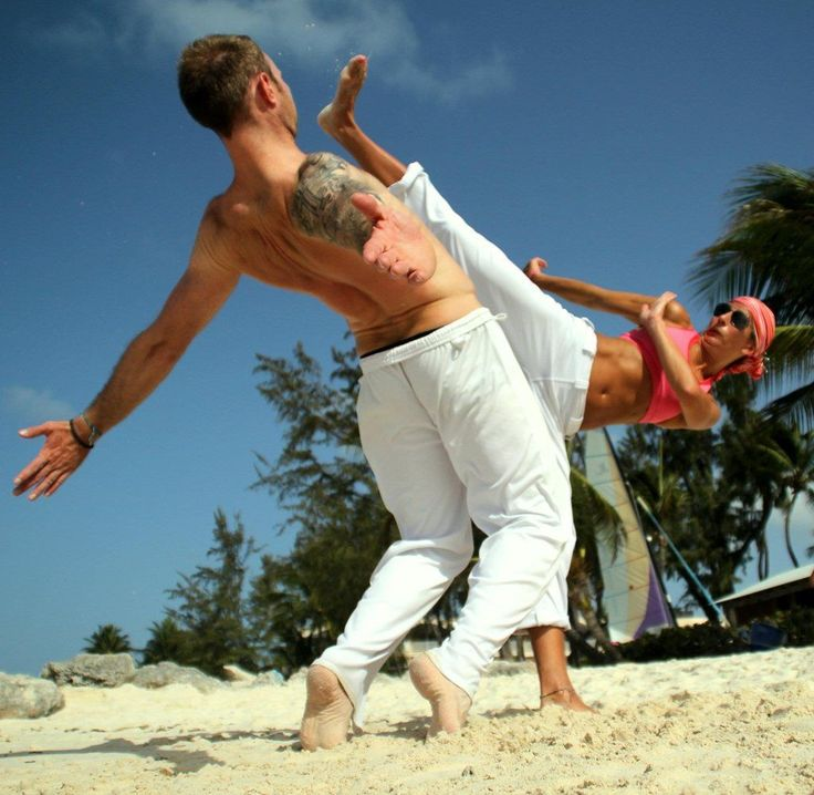 Capoeira Dancers - Brazilian Martial Arts