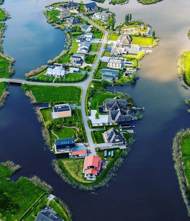 ♥  Blauwestad provincie.Groningen