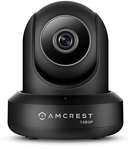Amcrest IP2M-841 ProHD 1080P (1920TVL) Wireless WiFi IP Camera, Black – Tonys Camera and Photo Store