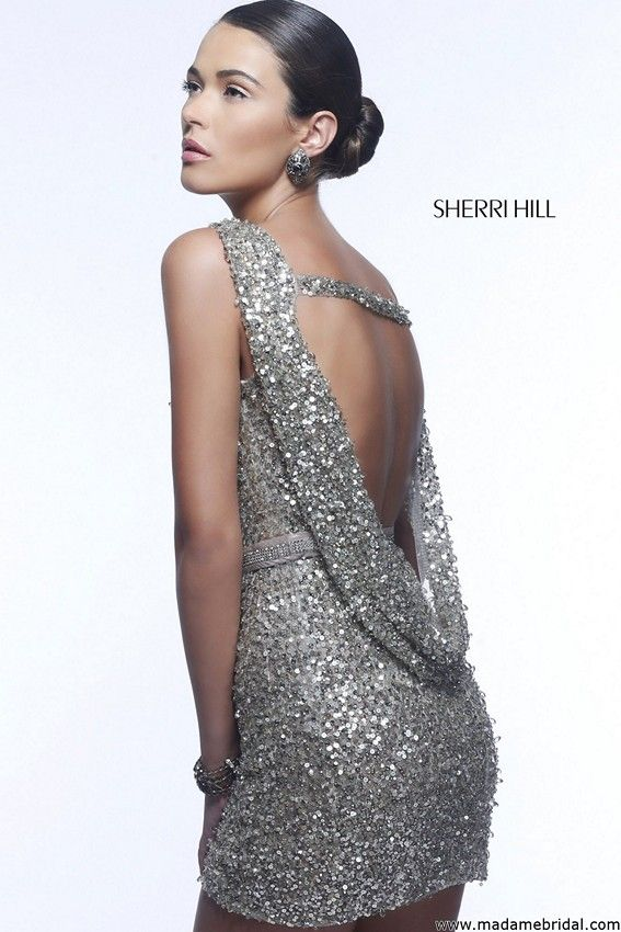 Sherri Hill 4800, Sherri Hill Dresses, Prom 2014, Madame Bridal