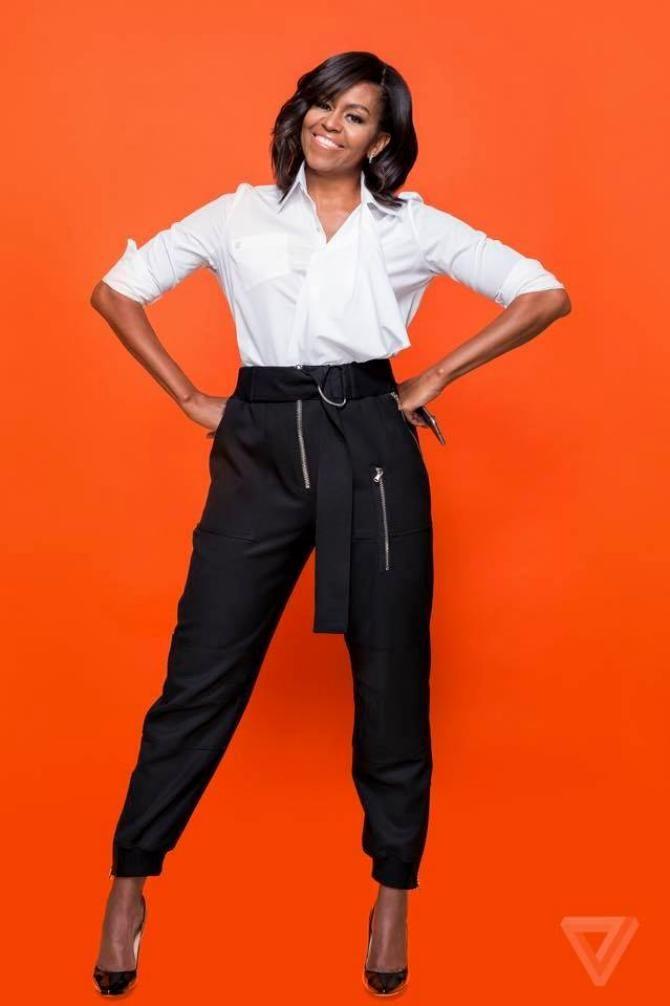 Michelle Obama More