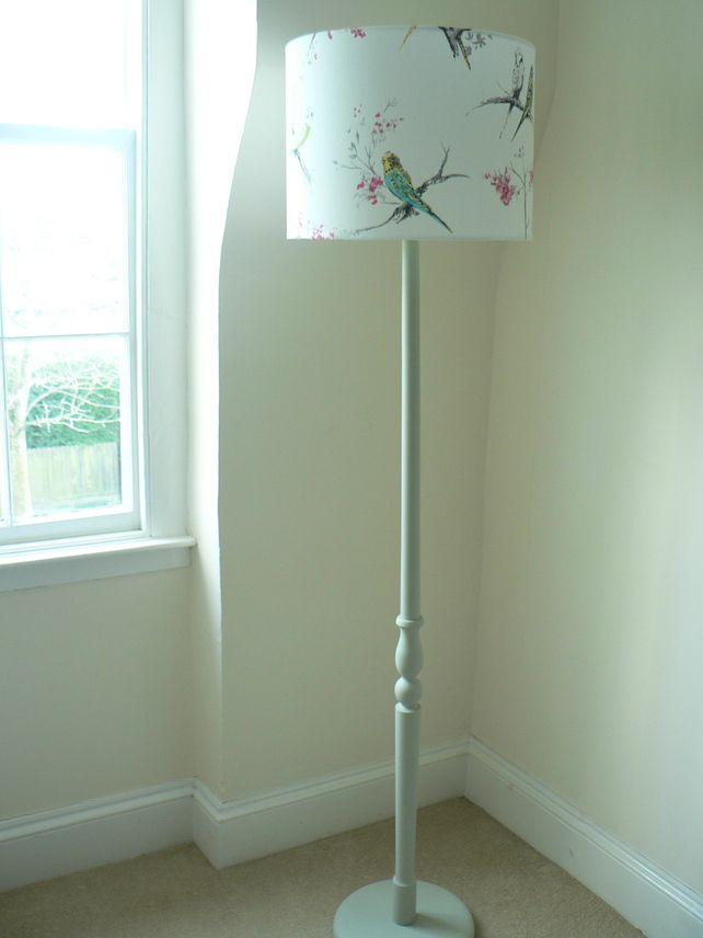 Shabby Chic  40cm Standard Chirpy Lampshade £58.00