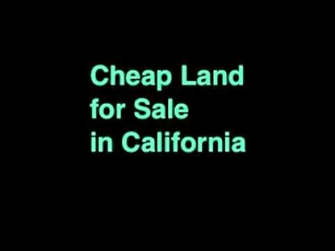 Cheap Land for Sale in California Cheap Land for Sale in California! http://www.CheapLands.com offers many properties for parcels that include big tracts of land with owner financing, seller financing, low money down, and easy terms. Cheap Land for Sale in California – 50 Acres for Sale in Los Angeles, CA 90009 Cheap Land for Sale in California – 50 Acres for Sale in Los Angeles, CA 90009 (For Testing Only) * There will be no delinquent back year taxes at time of conveyance. Current year…