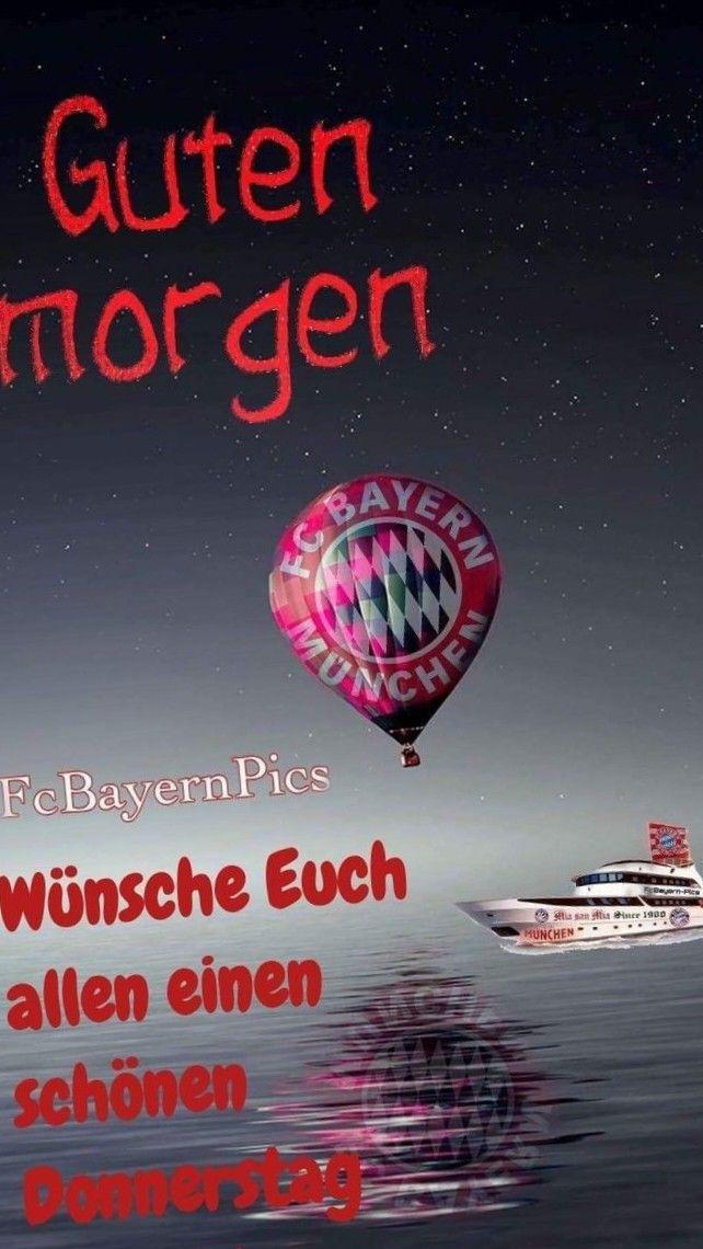 Pin Auf Fc Bayern Munchen Donnerstag
