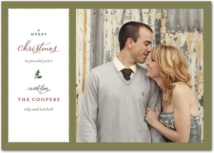 Holiday cards from tiny prints wedding stationery wednesday
