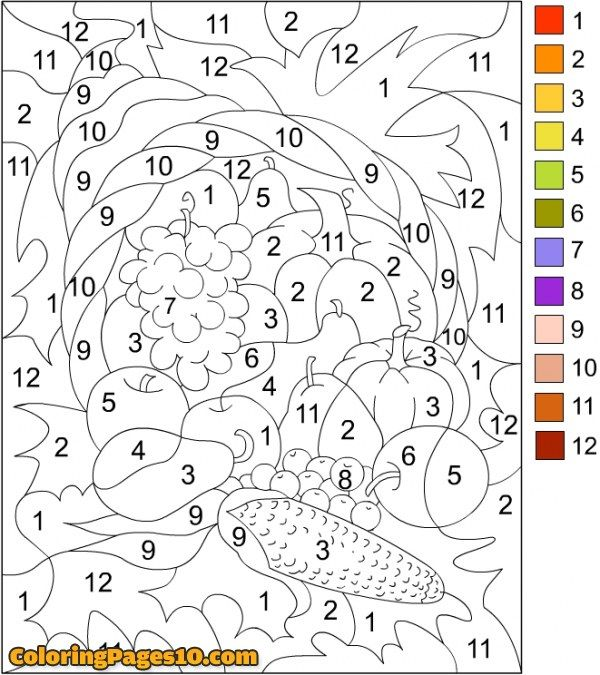 70 best Activities colour by numbers images on Pinterest Color by - copy coloring pages to color free online