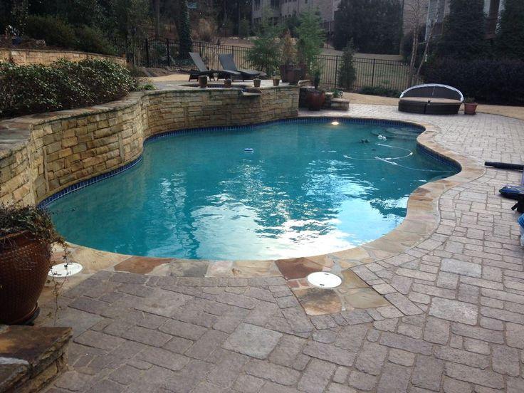 Atlanta Pool Builders | Our Portfolio | Clear Water Pool LLC