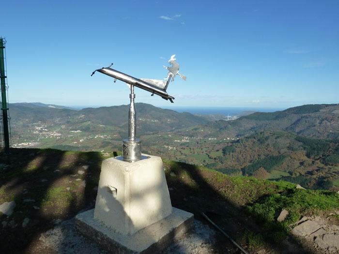 Monte Ubieta, Zalla