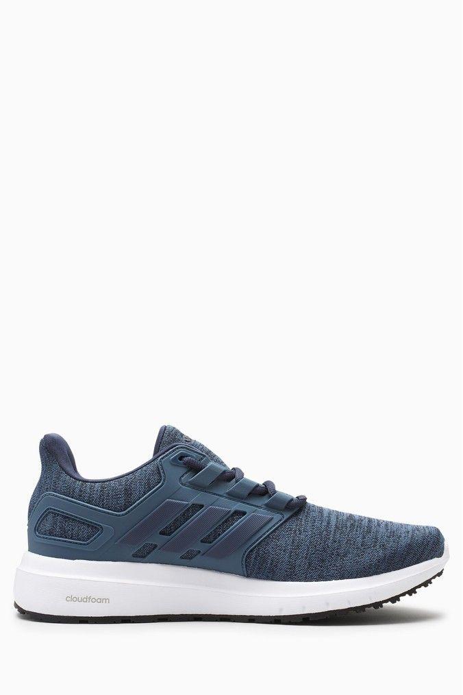 Mens Adidas Run Energy Cloud 2 Blue Running Shoes For Men Adidas Running