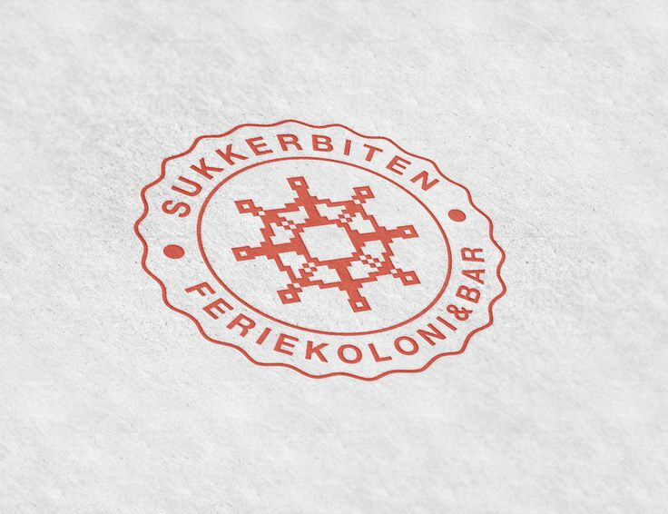 Sukkerbiten - Visual Identity on Behance
