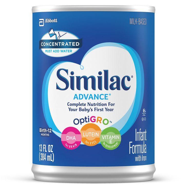 Similac Alimentum Infant Formula Powder With Iron 12 1oz Baby