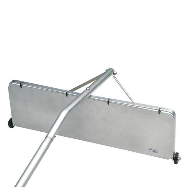 Garelick 89521 21 Foot Aluminum Snow Trap Roof Rake With 7 Inch By 24
