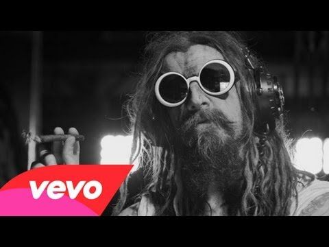 Rob Zombie - Dead City Radio And The New Gods Of Supertown -- i have always loved this man and his music