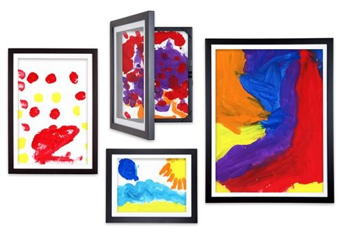 Bundled Or Discounted Items Save 17 6 Lil Davinci Art Gallery 4pc Set Pkg Ldag 4pc Frame Kids Art Da Vinci Art Poster Prints