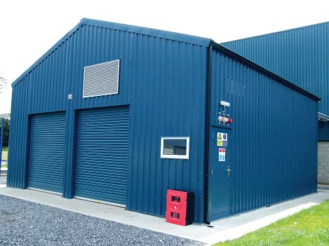 Insulated Metal Buildings, Insulated Sheds, Insulated Garages