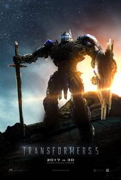 Games/PlayStatyon/Movie/News: Transformers: The Last Knight (2017)
