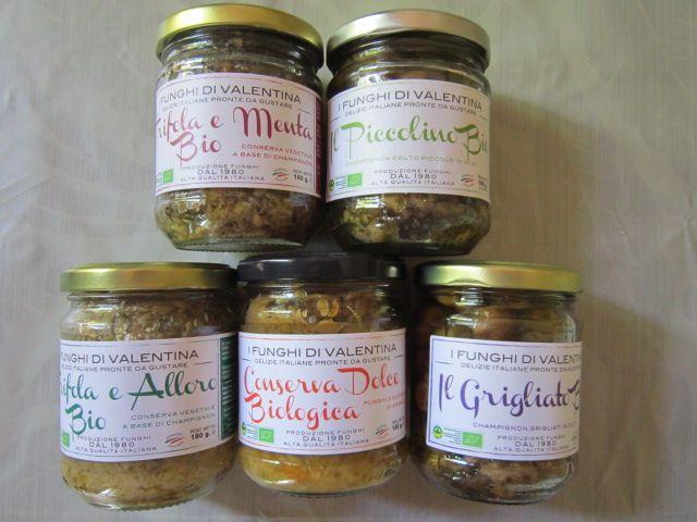 I piaceri della mia tavola: Funghi Valentina