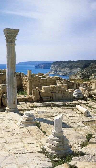 Kourion Archaeological Site ~ Episkopi, Limassol District, Cyprus