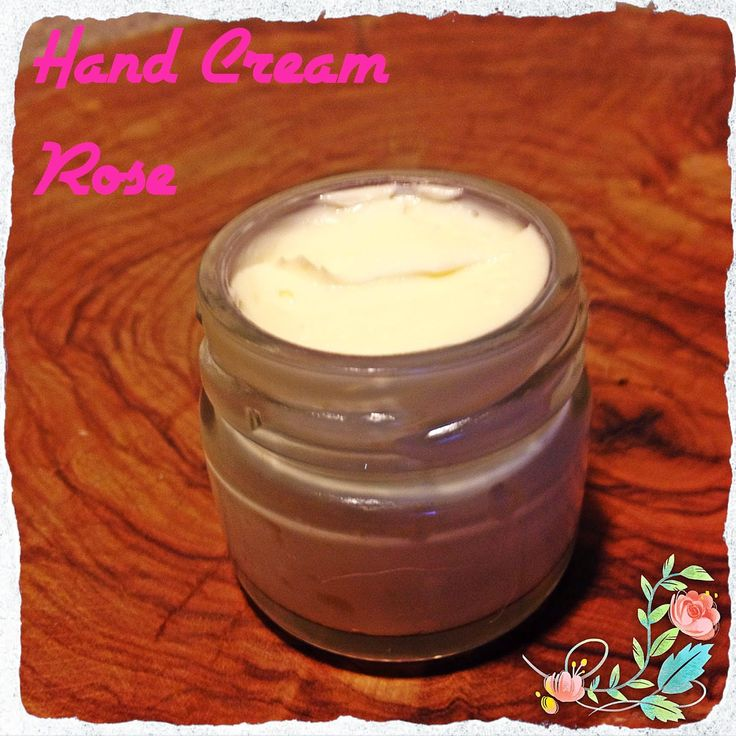 Moisturising Hand Cream with Rose water, Glycerin, Coconut Oil, Calentula Oil, Beeswax, Shea Butter, Cocoa Butter, Vitamin E & Essential Oil of Rose.