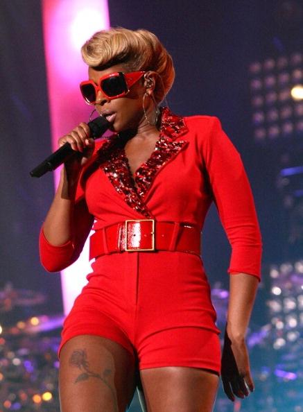 Mary J. Blige...definitely can happen