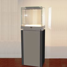 LINEA 536 - Exhibition jewelry display cases, modular jewelry display showcases - Rb Progetti