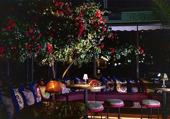 Garden Bar Restaurant Atlanta Ga The Garden Room Garden Room Atlanta Bars Garden Bar