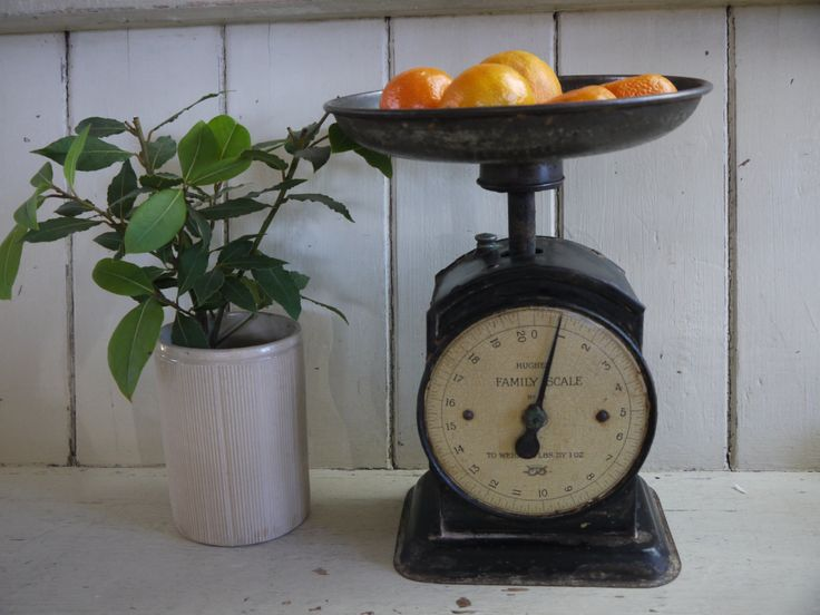 Salter Old Fashioned Scales