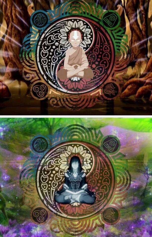 Avatar the Last Airbender & The Legend of Korra