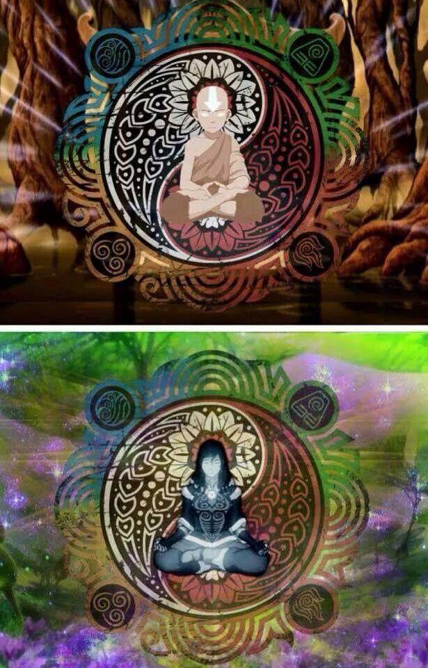 Avatar the Last Airbender & The Legend of Korra