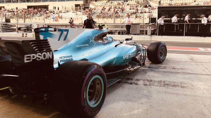 Abu Dhabi Grand Prix: Qualifying Results