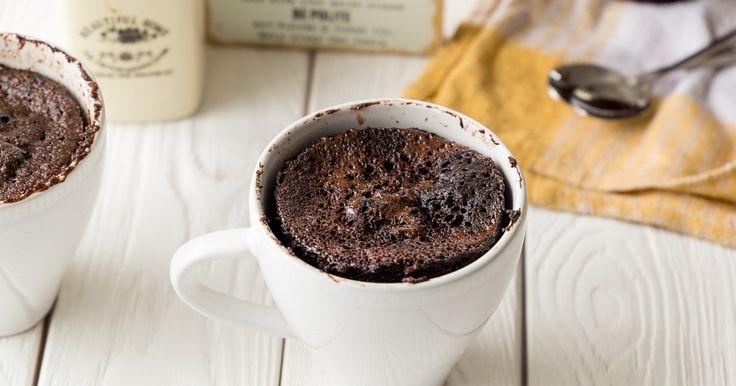 Recette - MugCake chocolat | Notée 4/5
