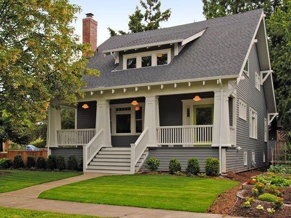 Best 25 bungalow porch ideas on pinterest bungalow for Front deck designs bungalow