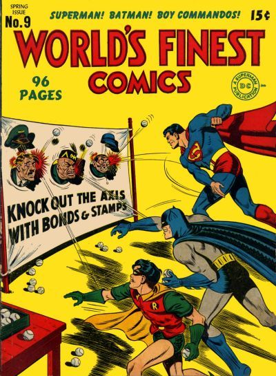 World's Finest Comics #9