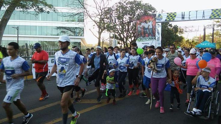 #Niñez con cáncer en Nicaragua: Miles corren para recaudar fondos - El Nuevo Diario: El Nuevo Diario Niñez con cáncer en Nicaragua: Miles…